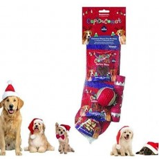 SIPW Christmas Festive Treat Stocking Dog Dinner - 3 Course Meal