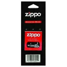 Zippo Genuine Individual Wick - Fits All Zippo Lighters - Pack of 1