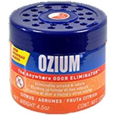 Ozium Original Gel Smoke & Odour Eliminator Air Freshener - 4.5oz