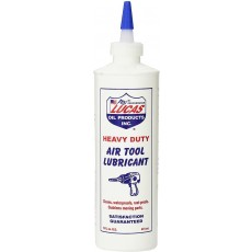 Lucas Oil 10216 Air Tool Lubricant with Heavy Duty Cushions & Moving Parts