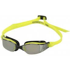 Phelps Xceed Swimming Goggles - Exo Core Technology for Strength and Stability