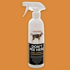 Don't Pee Here Deterrent Spray 500ml