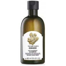 The Body Shop Anti Dandruff Shampoo with Ginger Essential Oil - 400ml