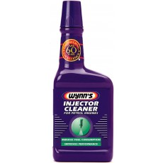 Wynn's Injector Cleaner for Petrol Engines - Reduces Fuel Consumption - 325ml