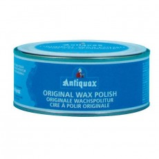 Antiquax Original Wax Polish in Transparent - Traditional Tin - 100ml