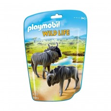 Playmobil 6943 Wildlife Wildebeests