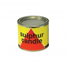 Battles Sulphur Candle 225g Can