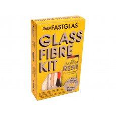 U-Pol ISOPON® FASTGLAS Polyester Resin Fibre Kit for Most Materials - Small