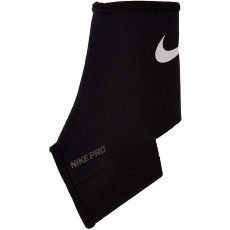 Nike Men's Open Ankle in Black - Lightweight and Breathable - Large