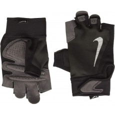 Nike Ultimate Fitness Glove with Adjustable Velcro Wrist Closure - Small