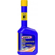 Wynn's Diesel Particulate Filter Cleaner - Keeps Engine Clean & Protected -325ml