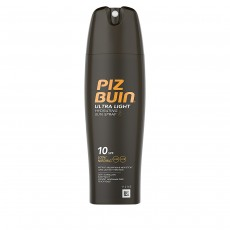 Piz Buin Ultra Light Hydrating Sun Spray SPF 10 Low 200 ml