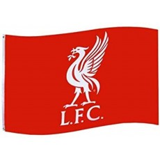 Liverpool FC Unisex YNWA Fahne Flag - Collectables - 90 x 150cm