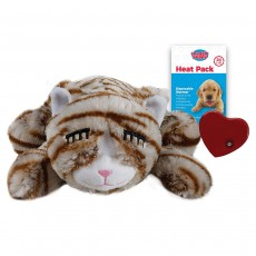 SmartPetLove - Snuggle Kitty - Tan Tiger
