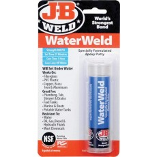J-B Weld Water Weld Epoxy Putty Specially Developed Formula - 57g