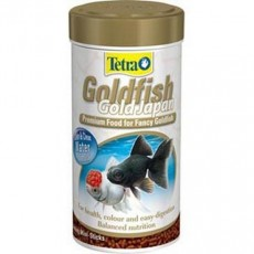 Tetra Goldfish Japan Sinking Pellets for Excellent Digestion - 145 g