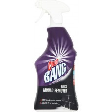 Cillit Bang Black Mould Remover - Power Cleaning Ultimate Stain Solution - 750ml