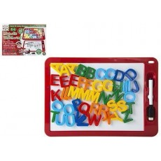 Elves Behaving Badly 2 in 1 Magnetic Whiteboard with Magnetic Letters