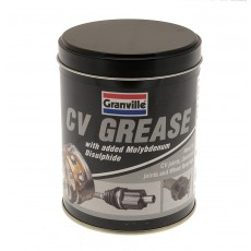 Granville CV Grease with Added Molybdenum Disulphide - 500g Tub