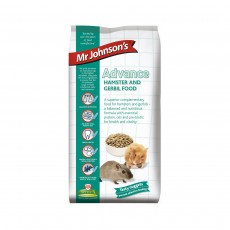 Mr Johnson's Advance Hamster and Gerbil Food - 750g