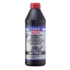 Liqui Moly 1414  Fully Synthetic Gear Oil GL 5 SAE 75W-90 - Smooth Running - 1L