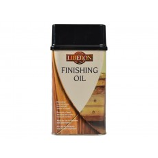 Liberon Finishing Oil for All Types of Wood for Kitchen & Bathroom - 500ml