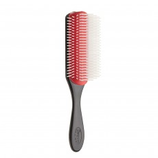 Denman D4 Non-Slip Removable Rubber Pad Hair Brush