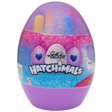 Sambro HML-4639 Hatchimals Egg - Kids Art and Craft Activity - Multicoloured