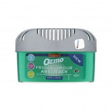 Ozmo 2 in 1 Fridge Deodorizer 200g Odour Absorber Active Gel buy online uk