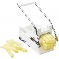 KitchenCraft Potato Chipper / French Fry Vegetable Cutter & Dicer Machine