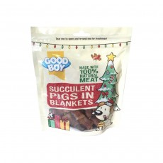 Good Boy Christmas Pigs In Blankets 70g