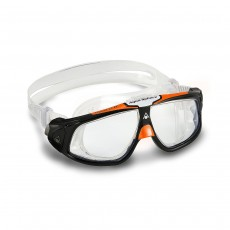 Aqua Sphere Seal 2.0 - Black, Orange, Clear