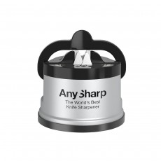 AnySharp Knife Sharpener - Silver