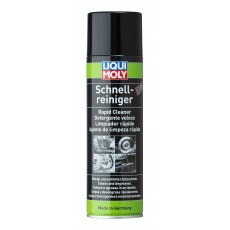 Liqui Moly 3318 Rapid Cleaner Dissolves Resin Oil and Grease Like Residues 500ml