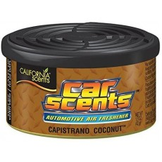 California Car Scents Automotive Air Freshener - Capistrano Coconut