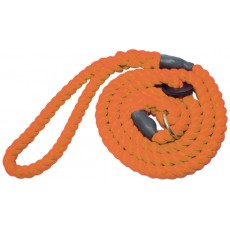 Bisley Elite Slip Lead in Orange with Brass Ring and Rubber Stopper - 12mm x 60'
