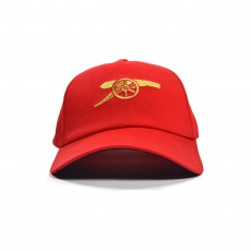 Puma Arsenal Baseball Cannon Logo Cap - Red