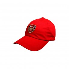 Arsenal FC Official Licensed Baseball Cap - Red