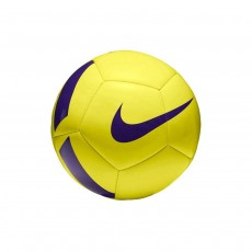 Nike Pitch Team Training Football - Yellow, Size 5