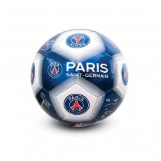 Paris Saint Germain Signature Ball - Blue, Size 5