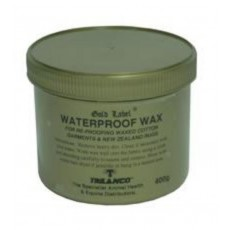 Gold Label Waterproof Wax - Reproofing for Cotton Garments - 400gm