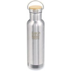 Klean Kanteen Double Wall Vacuum Insulated Water Bottle - Stainless Steel