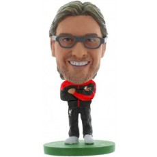 Liverpool FC Official Licensed Klopp Soccer Starz Toy Figure - 2in