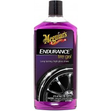 Meguiar's Endurance High Gloss Tire Gel in Black - Long Lasting Formula - 473ml