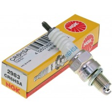 NGK CR6HSA Spark Plug - High Performance for All Common Engines