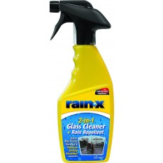 Rain-X Glass / Windscreen Cleaner & Repellent - Water Beading Technology - 500ml