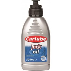 Carlube Jack Oil - Compatible with All Conventional Seals - 500ml