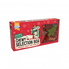 Good Boy Christmas Chewy Treat Selection Box