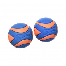 Chuckit Ultra Squeaker Ball Small (2Pk)
