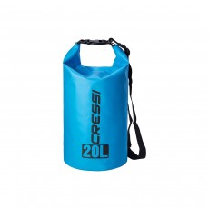 Cressi Dry Bag - Light Blue, 20lt